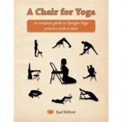 A chair for yoga book