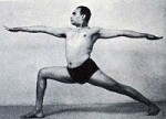 Video virabhadrasana II