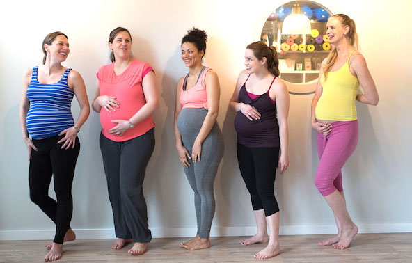 mindful pregnancy with ilena amstedam oost 592