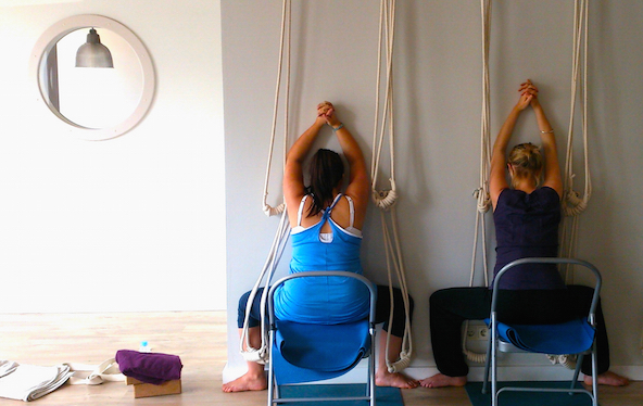 Prenatal workshop at liveYoga