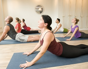 Iyengar yoga workshop liveYoga Amsterdam