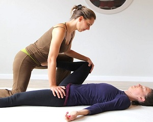 Thai yoga massage workshop with Katjalisa