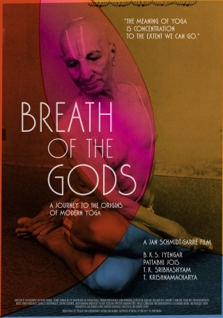 Breath of the Gods – movie evening at liveYoga shala Amsterdam