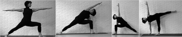 Christina Libanori at liveYoga