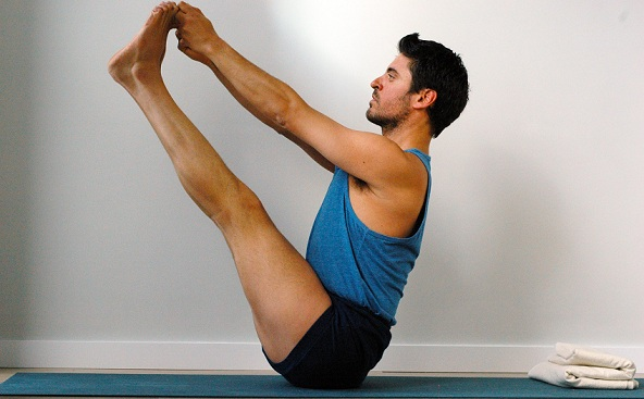 Asaf navasana emotional stability workshop