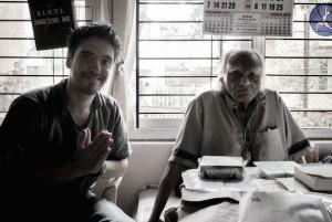 Guruji and Asaf Hacmon RIMYI 592
