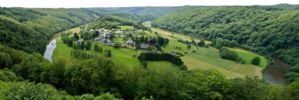 Ardennes-Panorama