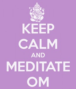 Mind matters - Meditation with Marlene Smits in Live Yoga Amsterdam