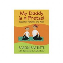 My daddy is a pretzel