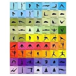 Yoga practice books