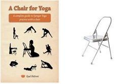Chair for Yoga set