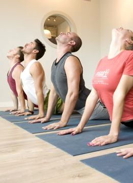 Iyengar Yoga Dynamic/Flow classes with Asaf Hacmon