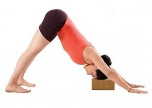 Adho mukha shvanasana – yoga for high blood pressure