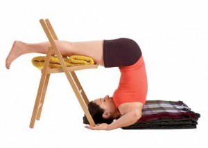 halasana – yoga for high blood pressure