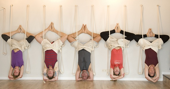 Kurunta yoga at liveYoga Amsterdam