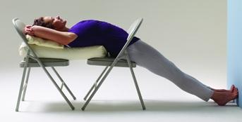 adho mukha svastikasana – yoga for fatigue relief