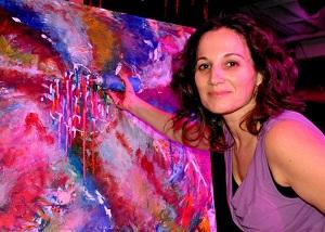 Tami Arad-  liveYoga Amsterdam