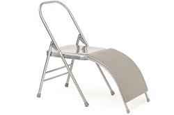 yoga chair back bender