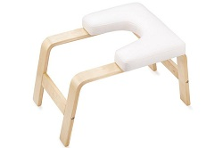 headstand yoga stool