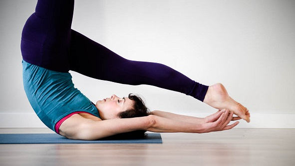 Supple as a cat - pilates workshop with Zakia at liveYoga amsterdam x591