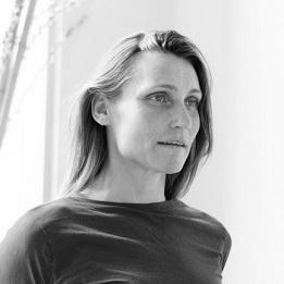portrait of Annie de Jong