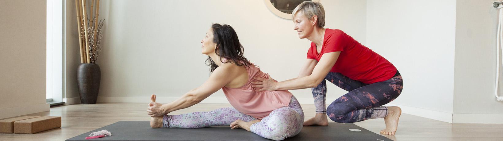 Personal Training Yoga & Pilates