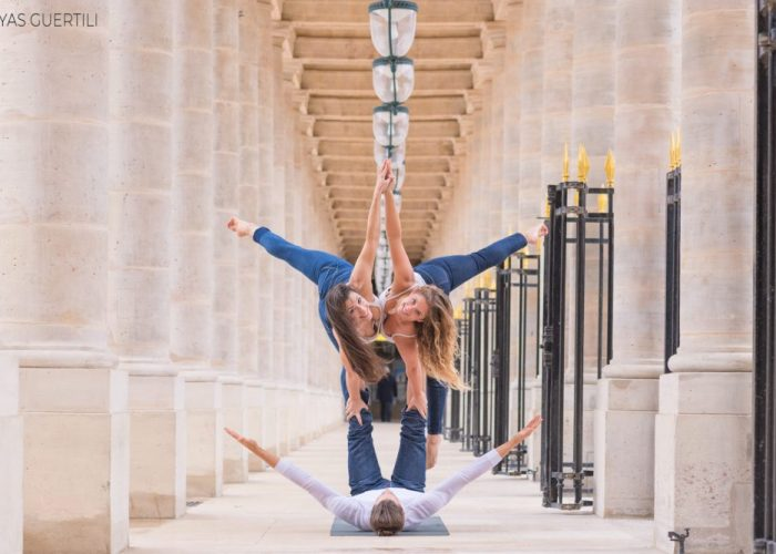 Acro Yoga What will you learn?
