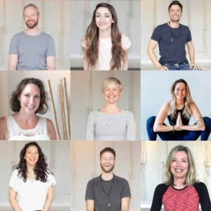 Live Yoga Amsterdam Team of Teachers