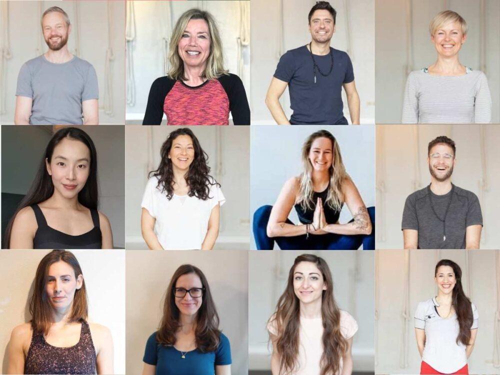 Yoga and Pilates Teachers team of LiveYoga Amstedam Oost